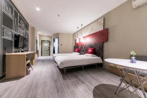 Ibis Nantong Qingnian, Отели  Наньтун - big - 9
