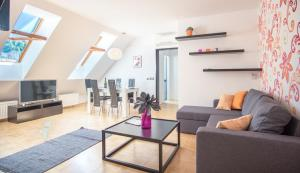 Ljubljana Art apartment