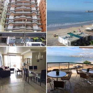 Amplo apartamento em Guarapari com vistas pro mar