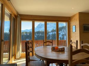 obrázek - Ski In Ski Out Apartment Les Moilles