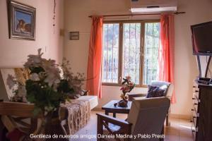 Villa El Refugio, Dovolenkové domy  Potrerillos - big - 9