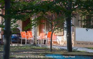 Villa El Refugio, Dovolenkové domy  Potrerillos - big - 4