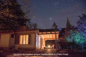Villa El Refugio, Dovolenkové domy  Potrerillos - big - 3