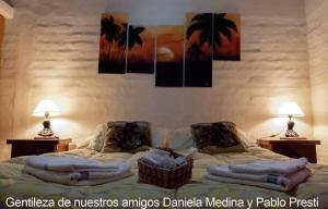 Villa El Refugio, Dovolenkové domy  Potrerillos - big - 67