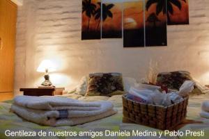 Villa El Refugio, Dovolenkové domy  Potrerillos - big - 66