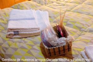 Villa El Refugio, Dovolenkové domy  Potrerillos - big - 65