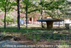 Villa El Refugio, Dovolenkové domy  Potrerillos - big - 61