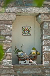 Iliovolo Guesthouse, Vendégházak  Miliész - big - 80
