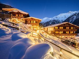 Solden Villa Sleeps 4 WiFi - Hotel - Sölden