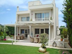 Drosia Villa Sleeps 8 Pool Air Con WiFi - Loukísia