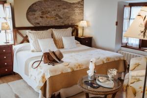 Pleamar, Hotely  Puerto de Vega - big - 8