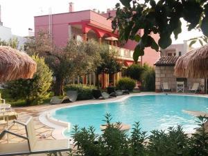 Nociglia Villa Sleeps 10 Pool Air Con WiFi - San Cassiano