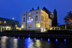 Golden Tulip Hotel West-Ende, Hotels  Helmond - big - 21