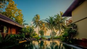 Dhevatara Beach Hotel, Szállodák  Grand'Anse Praslin - big - 34