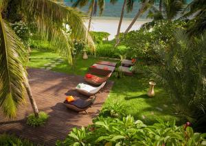 Dhevatara Beach Hotel, Szállodák  Grand'Anse Praslin - big - 31