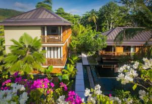 Dhevatara Beach Hotel, Szállodák  Grand'Anse Praslin - big - 79