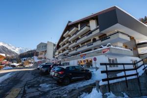 Appartement Savoleyres - Apartment - La Tzoumaz