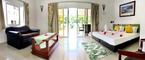 La Modestie Guest House, Penziony  Grand'Anse Praslin - big - 8