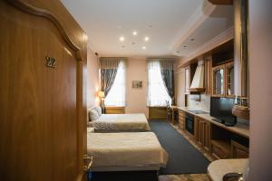 Отель Тверская loft