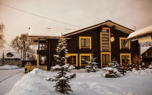 Russkie Traditsii Hotel - Norskoye