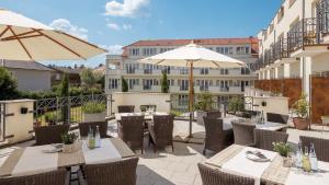 Hotel Villa Medici.  Kuva 6