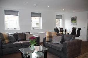 Musselburgh High St 2- Three Bedroom Maisonette