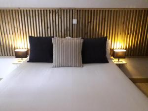 Hotel De La Mer, Szállodák  Le Barcarès - big - 33
