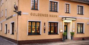 Hotel Goldener Hahn - Doberlug-Kirchhain