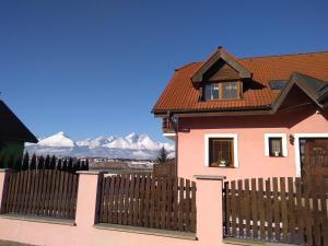 Apartmán Villa Maria Veľká Lomnica Slovensko