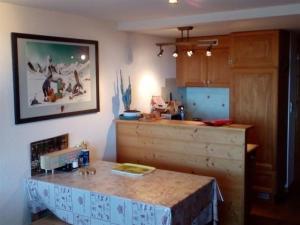 Apartment Appartement au coeur de la station de super besse bois