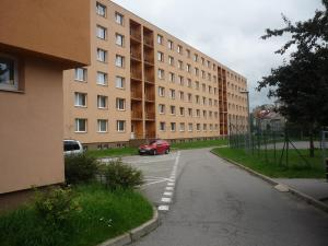 Koleje J.A.Komenského - Husovice