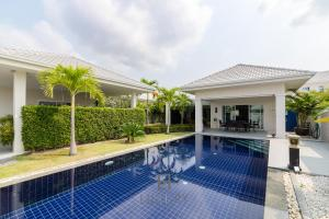 Private Pool Villa With 3 Bedrooms L67 - Ban Nong Sadao