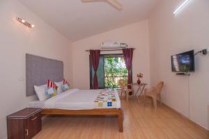 Home Elegant StudioSouth Goa, Апартаменты  Marmagao - big - 45