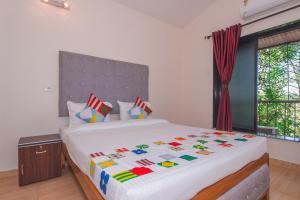 Home Elegant StudioSouth Goa, Апартаменты  Marmagao - big - 44