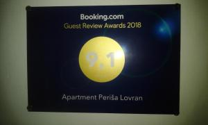 Apartment Periša Lovran