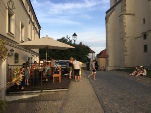 4 hvězdičkový penzion Rezidence Zvon Znojmo Česko