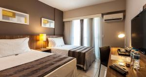 RioStay Residence - Riocentro, Апарт-отели  Рио-де-Жанейро - big - 12