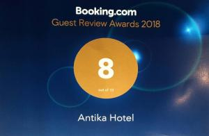 Double Room Antika Hotel
