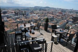 Hotel Dom Henrique - Downtown, Отели  Порту - big - 35
