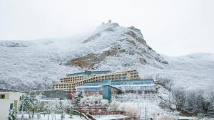 Qalaalti Hotel & Spa - Altıağac
