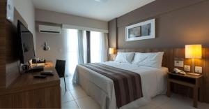 RioStay Residence - Riocentro, Апарт-отели  Рио-де-Жанейро - big - 14