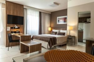 RioStay Residence - Riocentro, Апарт-отели  Рио-де-Жанейро - big - 7