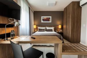 RioStay Residence - Riocentro, Апарт-отели  Рио-де-Жанейро - big - 27