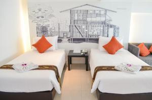 Siam Villa Suite Suvarnabhumi - Nong Chok