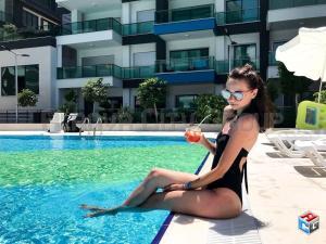 Konak Seaside Resort, Apartmanok - Alanya