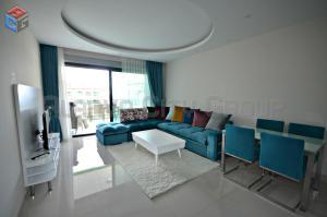 Konak Seaside Resort, Apartmanok  Alanya - big - 12