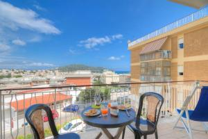 Apartamento de 3 dormitorios Gaeta - Serapo Panoramic Apartment with Parking 130mq