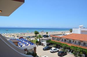 Seda Hotel, Hotels  Ayvalık - big - 49
