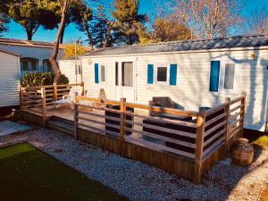 Location gîte, chambres d'hotes Camping les Mimosas dans le département Alpes maritimes 6