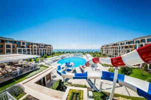 4 hvězdičkový hotel Premier Fort Cuisine - Full Board Slunečné pobřeží Bulharsko
